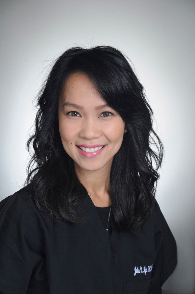 Julie D. Ngo, O.D., F.A.A.O.